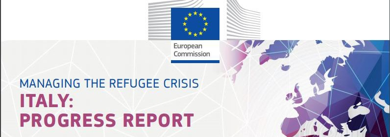 crisi dei migranti report ue